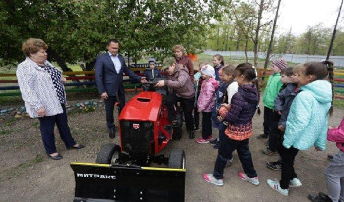 ВИркутске реконструируют городскую станцию юных натуралистов