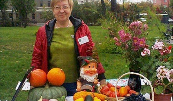 Фестиваль садоводов иогородников пройдет вИркутске 19мая