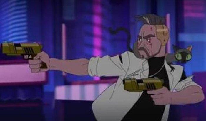 Группировка «Ленинград» иГлюкоза выпустили клип встиле аниме онедовольных русских