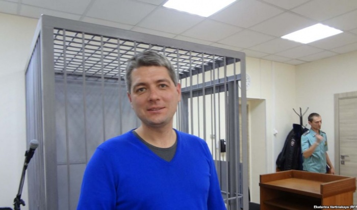 ВИркутске задержали координатора штаба Навального Сергея Беспалова (Видео)