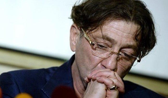 Григорий Лепс попал вбольницу вМоскве спереломом ребер