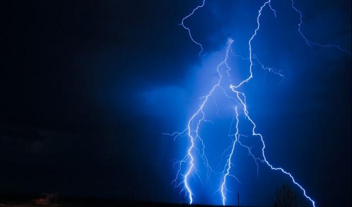 ВУсольском районе мужчина чуть непогиб отудара молнии