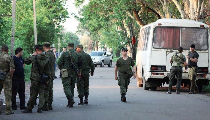 ВДебальцеве жертвой взрыва вавтобусе стал подросток