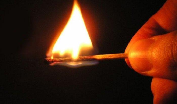 Пьяный житель Тайшета, облившись бензином, угрожал себя поджечь