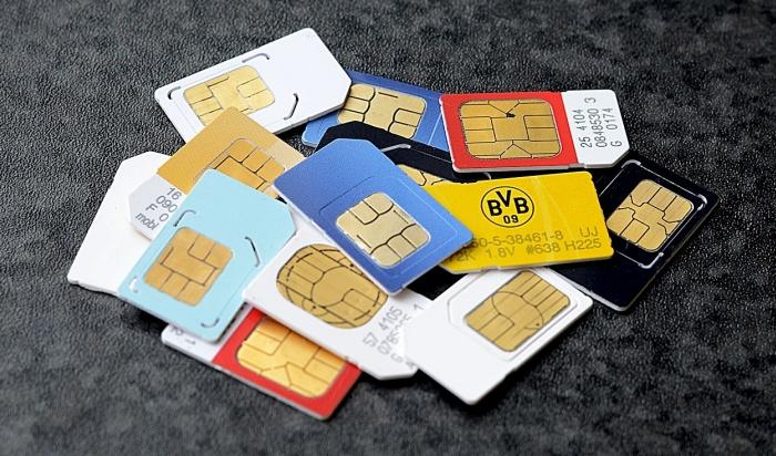 ВИркутской области полицейские изъяли 3000незарегистрированных сим-карт