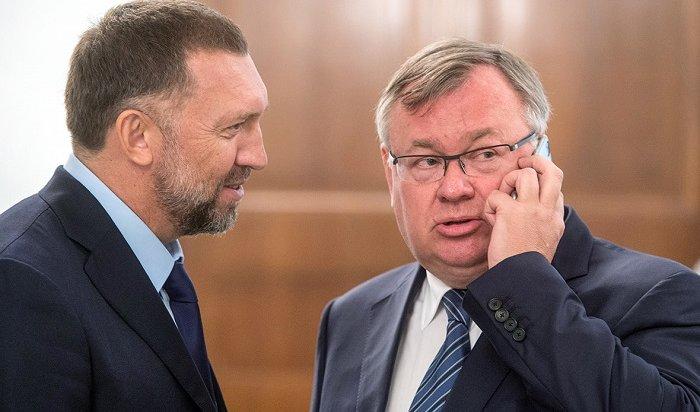 ВТБ прекратил сотрудничество скомпаниями Олега Дерипаски