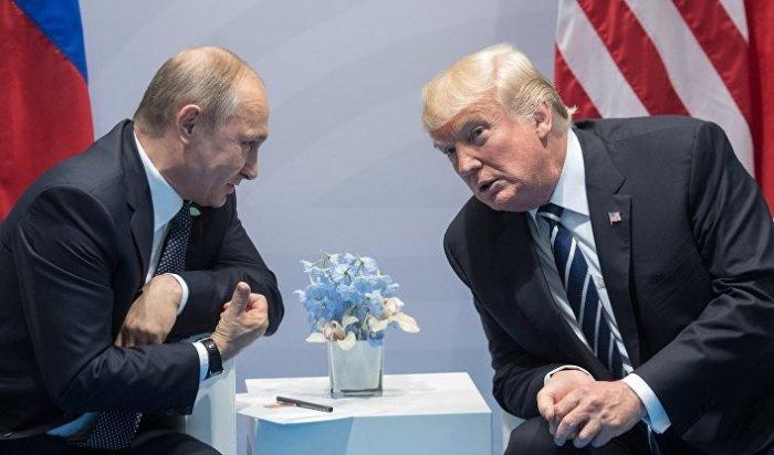 Эдвард Сноуден: Трамп обожает Путина