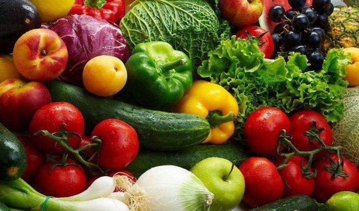ВПриангарье проверят качество ранних овощей ифруктов