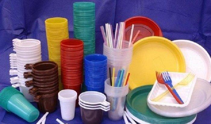 Евросоюз готов объявить войну посуде изпластика