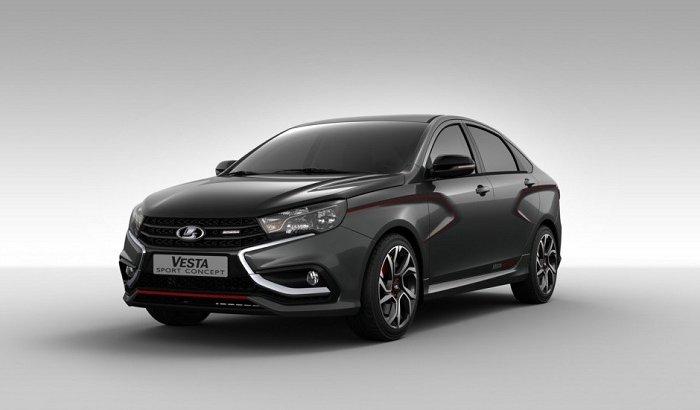 Компания «АвтоВАЗ» готовится ксерийному производству LADA Vesta Sport