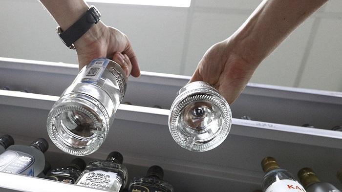 ВИркутске изъяли шесть тонн поддельной водки