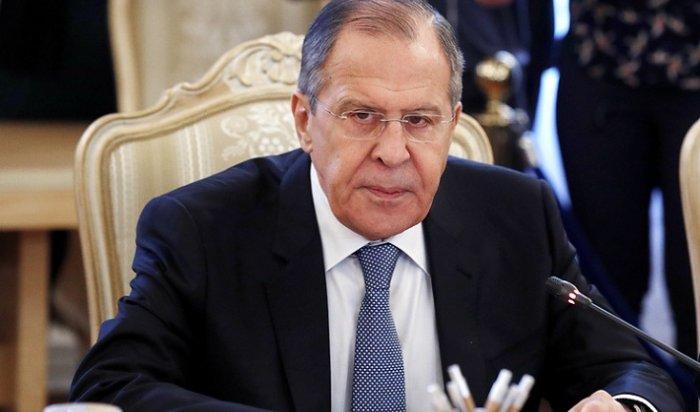 Встреча министров иностранных дел России иКНДР началась вПхеньяне