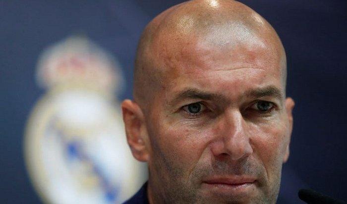 Зинедин Зидан ушел споста главного тренера «Реала»