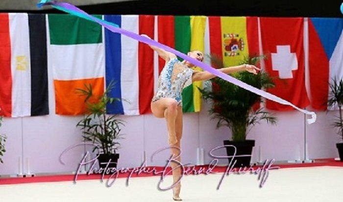 Иркутянка Екатерина Веденеева победила намеждународном турнире похудожественной гимнастике