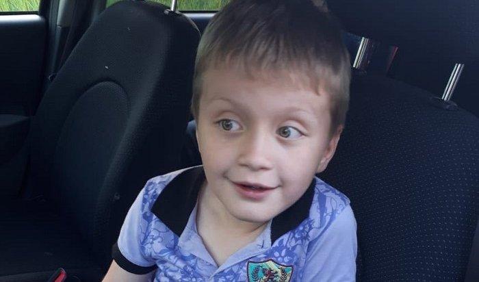 ВИркутске обнаружили 7-летнего ребенка рядом сАЗС