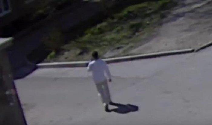 ВАнгарске разыскивают педофила, который надругался над 11-летней школьницей (Видео)
