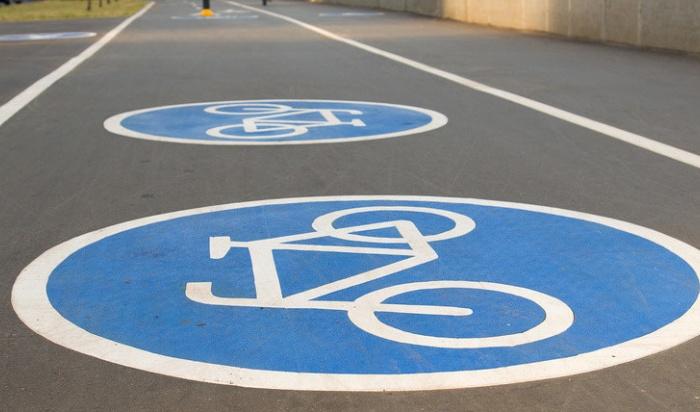 Велосипедная дорожка появится наулице Лермонтова