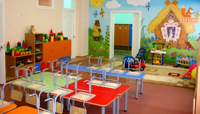 ВИркутске завершили строительство детского сада наулице Байкальской