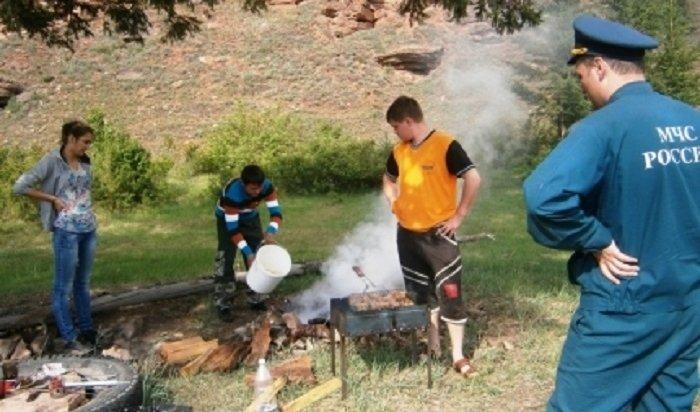 Наюге Приангарья отменили особый противопожарный режим