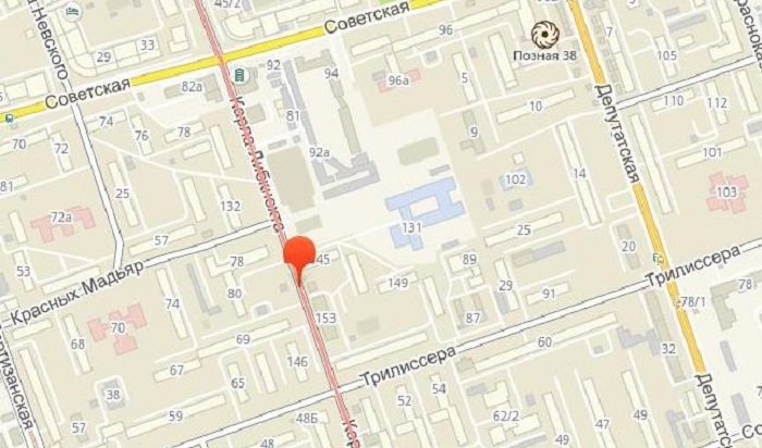 ВИркутске надва дня ограничат движение транспорта наулице Карла Либкнехта