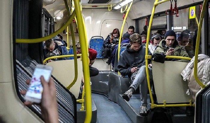 Весь общественный транспорт вРоссии оборудуют кондиционерами