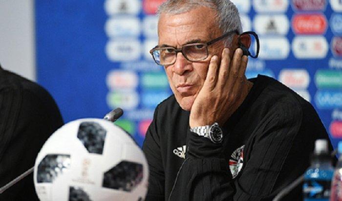 Тренера сборной Египта пофутболу уволят после поражения отРоссии