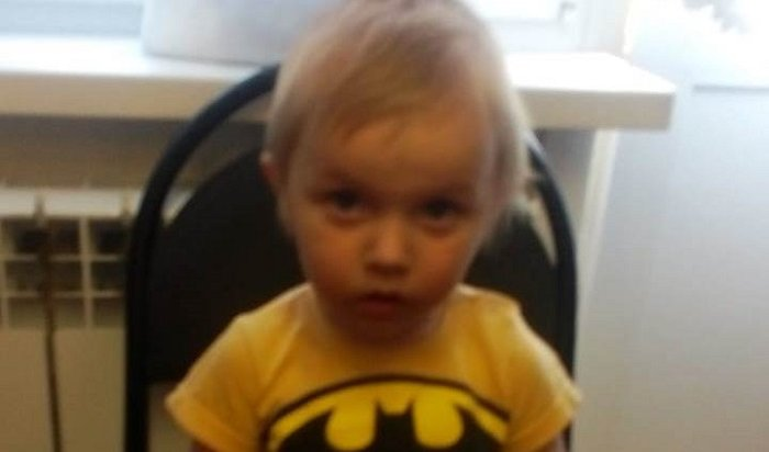 Маленький ребенок потерялся вмикрорайоне Ершовском