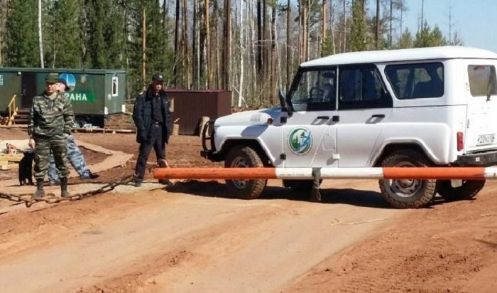 ВИркутской области запретили находиться влесу из-за жары
