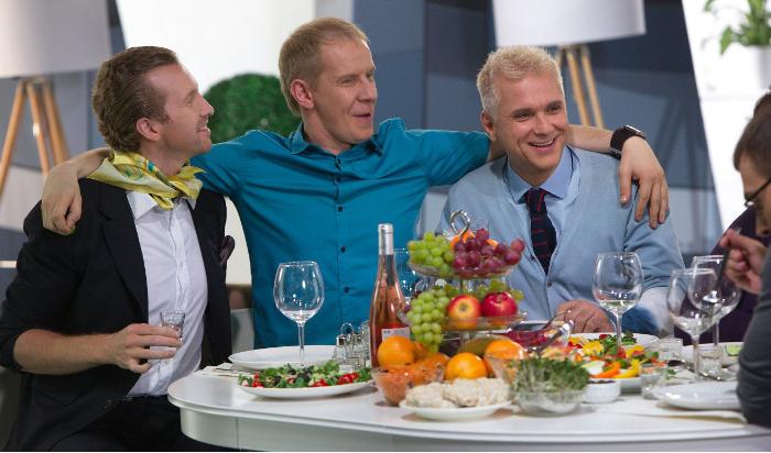 Участник шоу «Однажды вРоссии» наТНТ Максим Киселев: «Упоминание ороссийской ментальности назападе вызывает щенячий восторг»