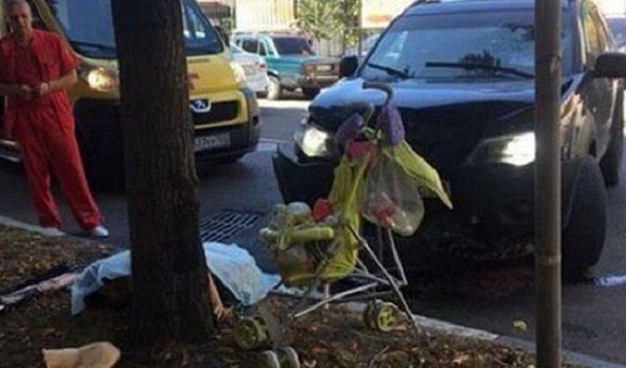 Жену иркутского КВНщика Егора Кирильчика насмерть сбил туапсинский лихач (Видео)