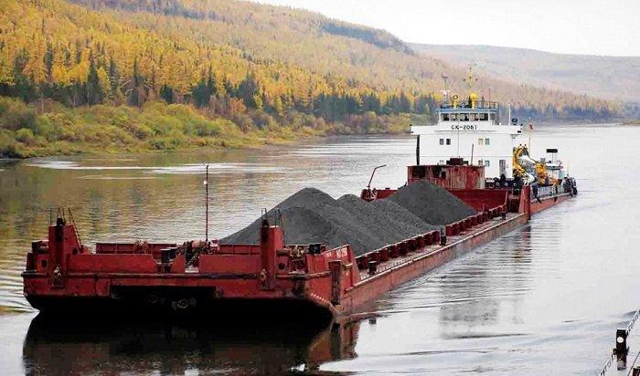 Нареке Лене досрочно завершили доставку угля всеверные районы Приангарья