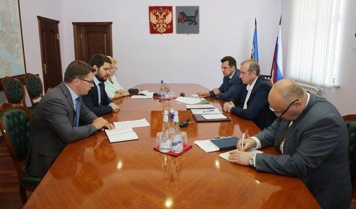 Центр подготовки российских руководителей посотрудничеству сКитаем появится вПриангарье