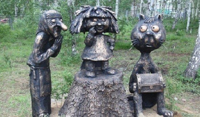 ВБратске стартовал второй фестиваль бетонных скульптур