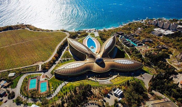 Три российских отеля признаны лучшими вЕвропе