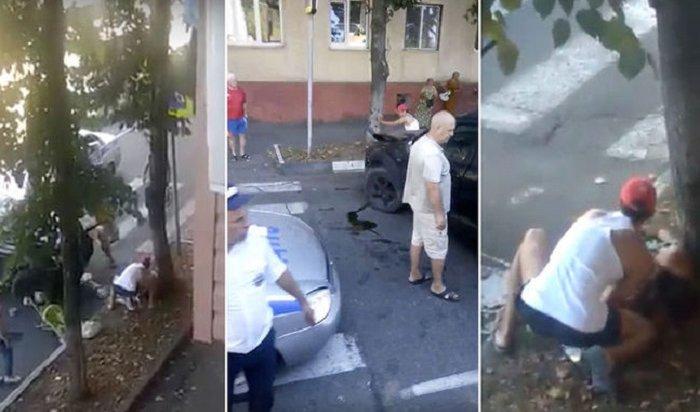 Бизнесмен, сбивший вТуапсе жену иркутского КВНщика, лег вбольницу вдень возбуждения уголовного дела