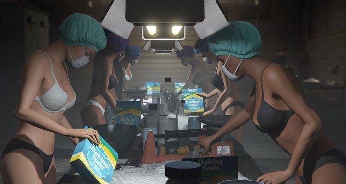 Представители Rockstar ответили наслух оскором выходе GTA 6