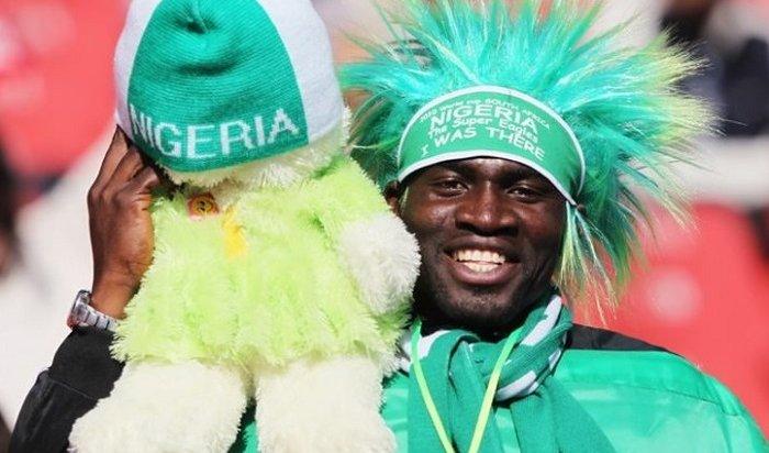 Нигерийский болельщик попросил политического убежища вРоссии