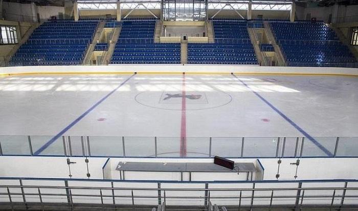 Аукцион настроительство Центра похоккею смячом вИркутске за6,3млрд рублей объявил УКС