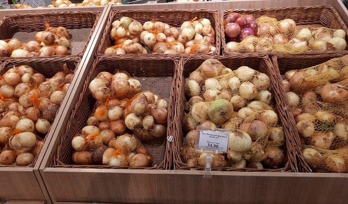 Виркутских супермаркетах «Слата» опустели полки спродуктами
