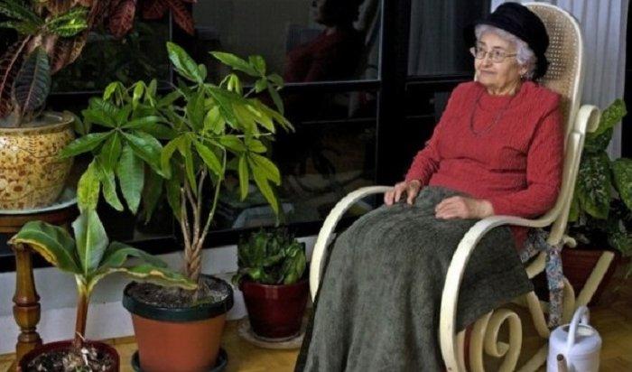 92-летняя американка убила сына, чтобы оннесдал еевдом престарелых