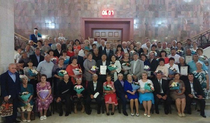 ВПриангарье 42супружеские пары получили медали «Залюбовь иверность»