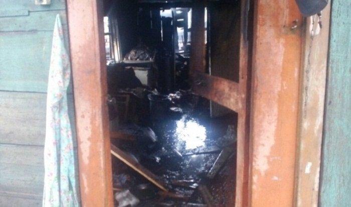 ВСвирске сотрудники МЧС спасли напожаре пенсионера