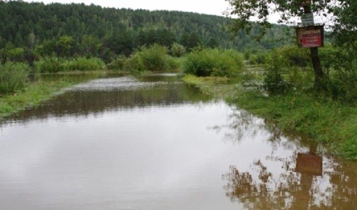 Повышение уровня воды прогнозируют нареке Витим