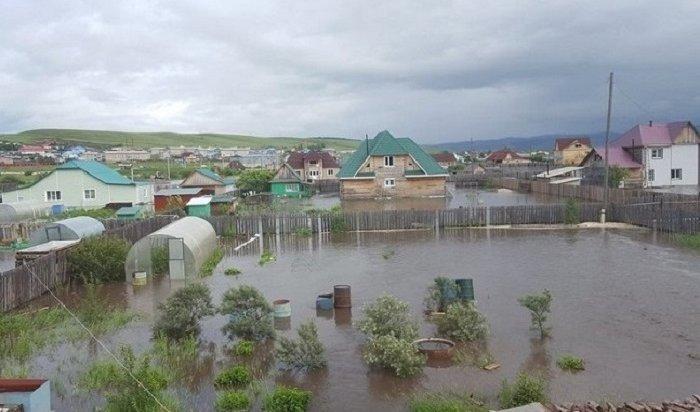 ВЗабайкалье эвакуируют около двух тысяч человек из-за паводка