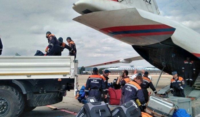 Спасатели БПСО отправились вЗабайкалье напомощь вликвидации последствий паводка