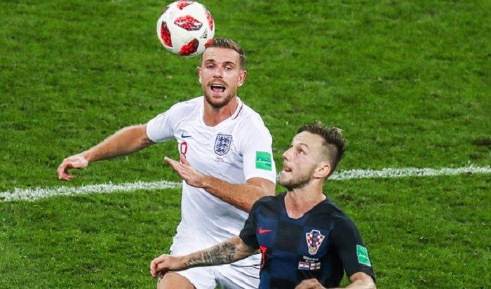 Сборная Хорватии обыграла англичан 2:1 ивпервые вышла вфинал ЧМ