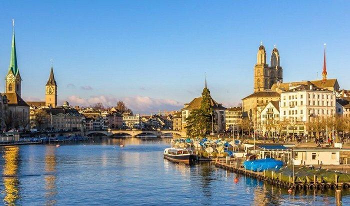 Швейцарский Цюрих назван самым дорогим городом мира