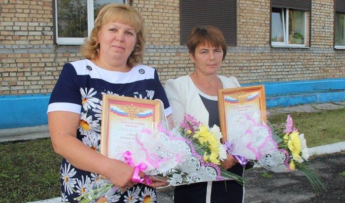 ВЧеремхово две женщины спасли тонущего ребенка