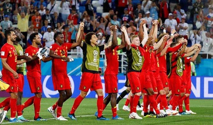 Бельгия впервые завоевала медаль чемпионата мира пофутболу