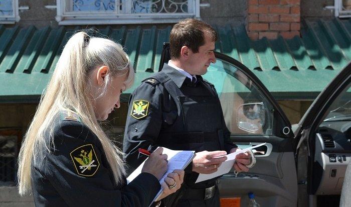 Житель Шелехова оплатил 20штрафов ГИБДД, чтобы продать автомобиль